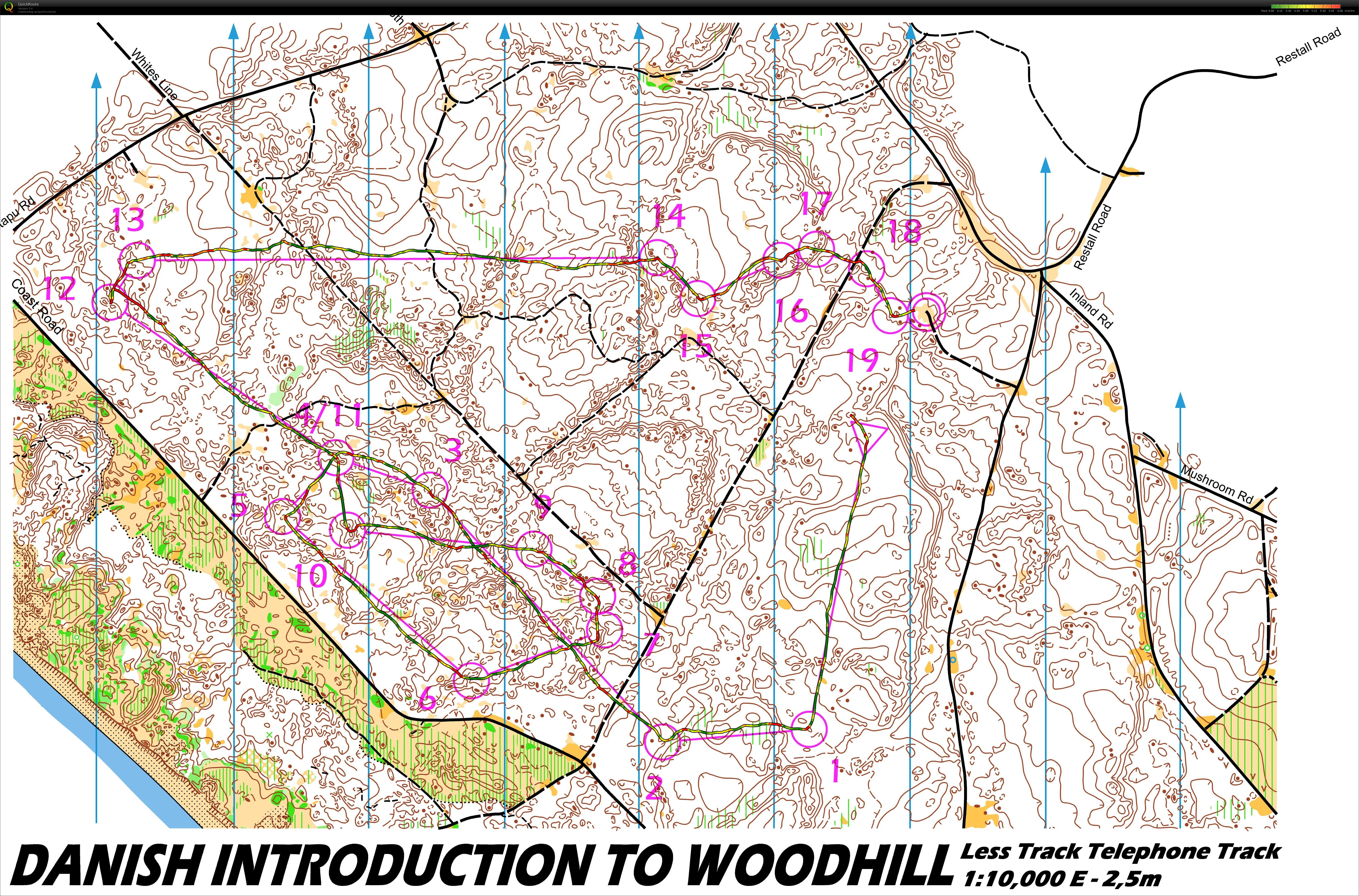 Danish Introduction to Woodhill (17/01/2015)